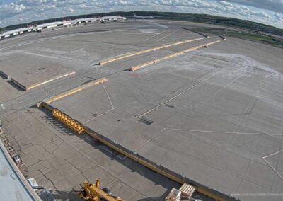 April 30th, 2021 End of Site Prep Month 1
